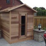 Large Cabin Sauna