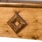 Mountain Lodge Blanket Box