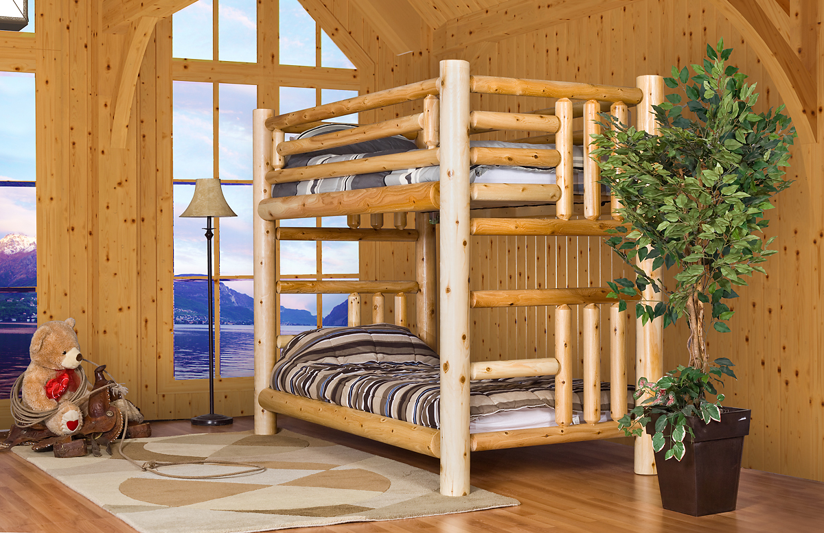 Log Bunk Bed Dundalk Canada Barrel Saunas Gazebos And