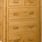 Mountain Lodge 5 Drawer Dresser