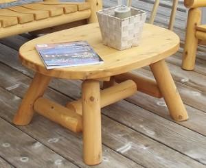 utdoor Oval Coffee Table