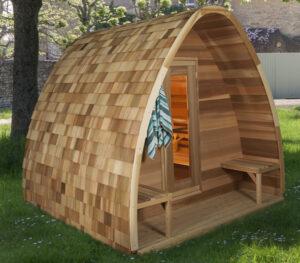 POD Rain-drop Sauna
