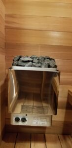Electric Heater for Sauna