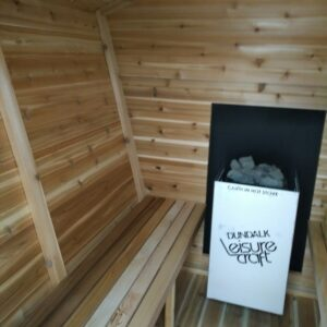 eagles nest sauna