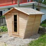 cedar sauna