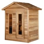 Outdoor Cabin Sauna